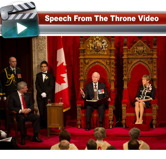 The Throne Speech 2013